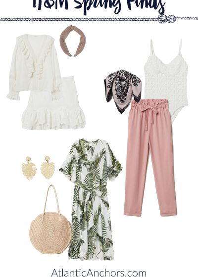H&M Preppy Spring Finds