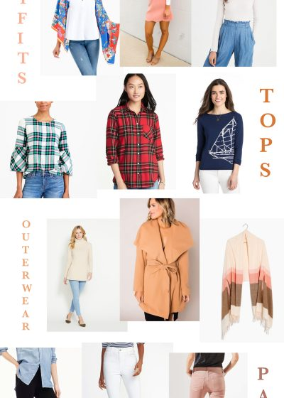 Fall Wish List
